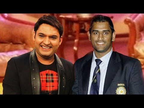 Ms Dhoni & Kapil
