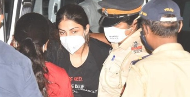 Riya Chakraborty's bad condition in Byculla jail, nights are being cut like this
