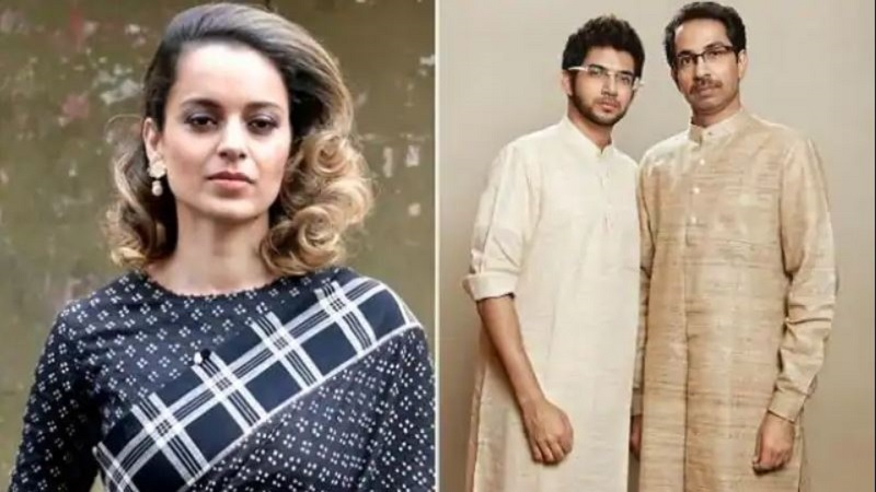Kangana made this big disclosure about Aditya Thackeray as soon as he reached Manali