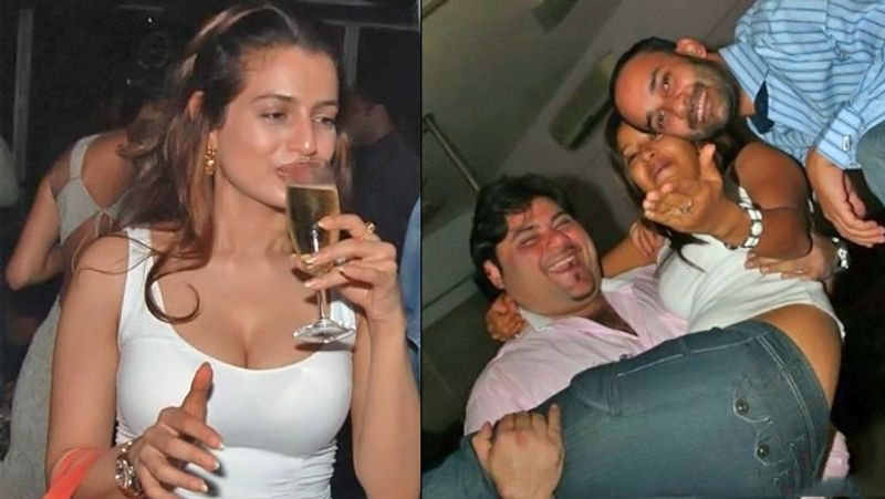 Amisha Patel was seen among the celebrities of Bollywood