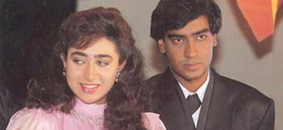 इन 8 एक्ट्रेस के साथ अजय देवगन के रहे थे सम्बंध, एक साथ काजोल ने पकड़ा था रंगेहाथ फिर दी थी ये सजा