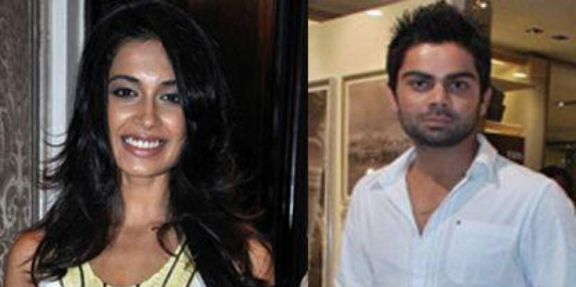 Before Anushka, Virat was in love with this actress