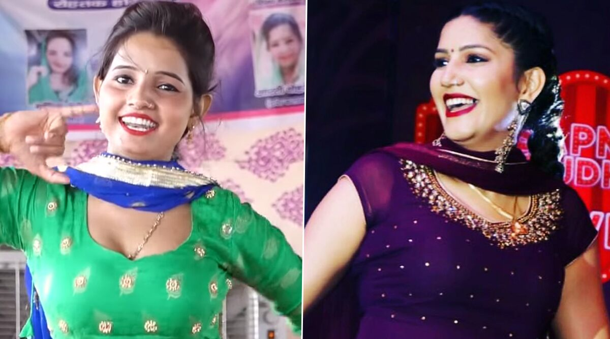 सुनीता बेबी ने डांस के मामले में सपना चौधरी को छोड़ा पीछे