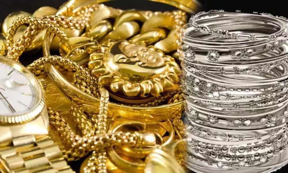 Gold Price : सोना और चांदी हुए 1277 रूपये तक सस्ते, अब मात्र इतने में मिलेगा 1 तोला