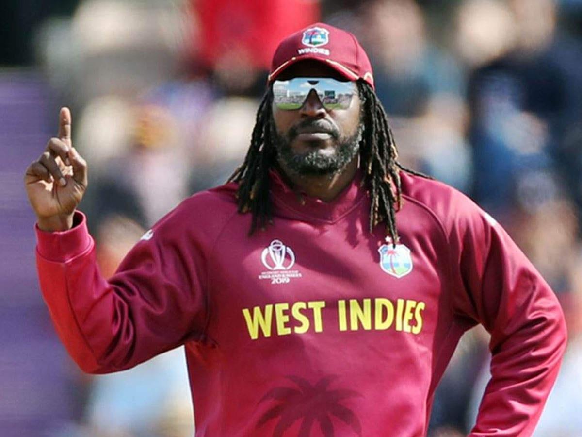 क्रिस गेल सुपर ओवर में बल्लेबाजी करने से पहले थे गुस्सा, बताई वजह