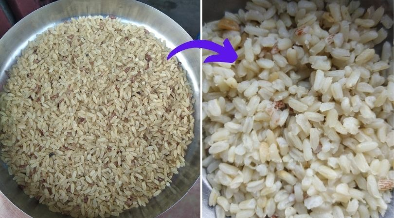 बिहार का ये किसान अपने खेत में पैदा करता है ऐसा चावल, जो पक जाता है ठंडे पानी में