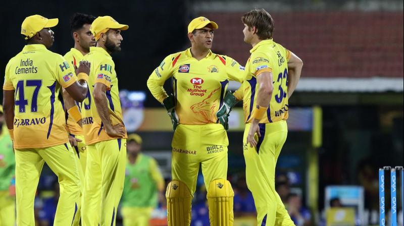 हार मिलने के बाद महेंद्र सिंह धोनी ने कहा- टीम का कप्तान हूं इसलिए....