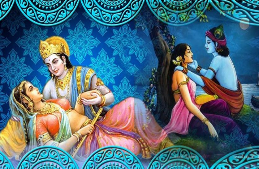 राधा के मृत्यु के बाद भगवान श्रीकृष्ण ने खाई थी ये कसम, हमेशा के लिए छोड़ दिया था ये काम