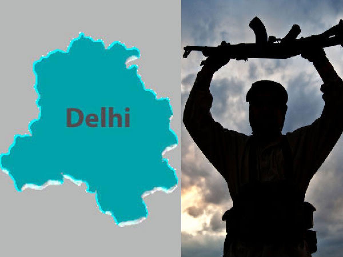 दिल्ली में पकड़े गये आतंकियों के परिजनों ने कहा वो दोनों आतंकी नहीं पुलिस उन्हें फंसा रही है