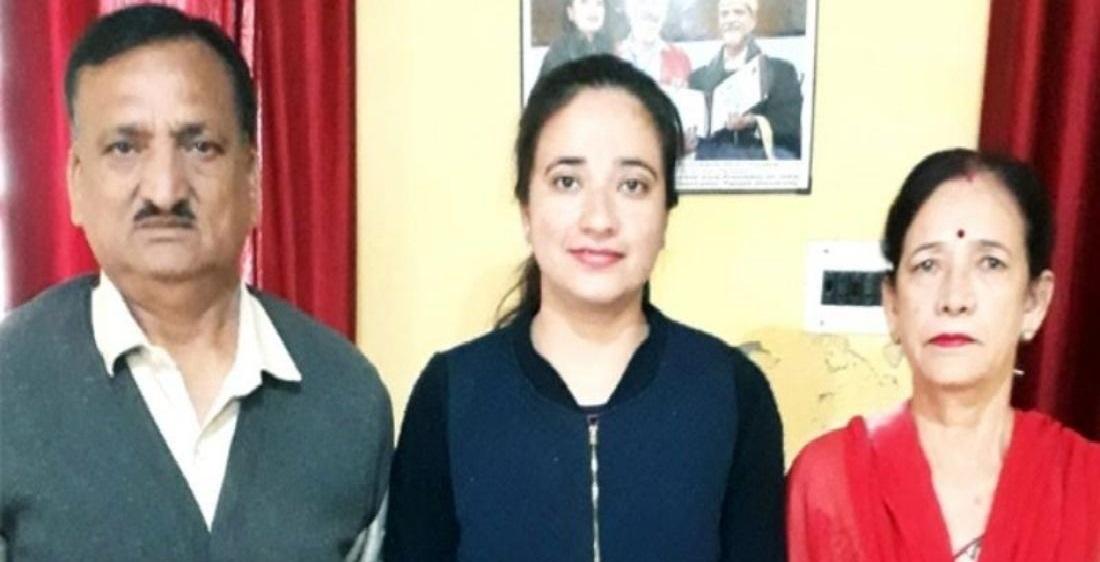 भारत की लड़की ने देश का नाम किया रोशन, अमेरिका में 150 देश को पीछे छोड़ किया टॉप