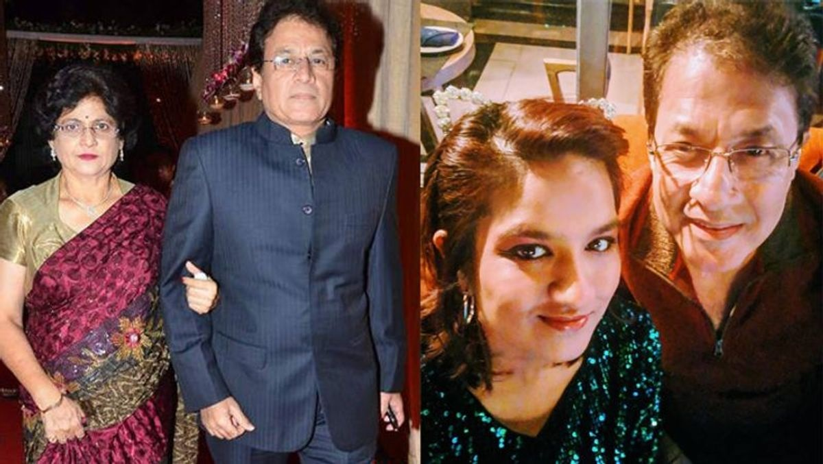 Ram Arun Govil's daughter is very beautiful, she does this work