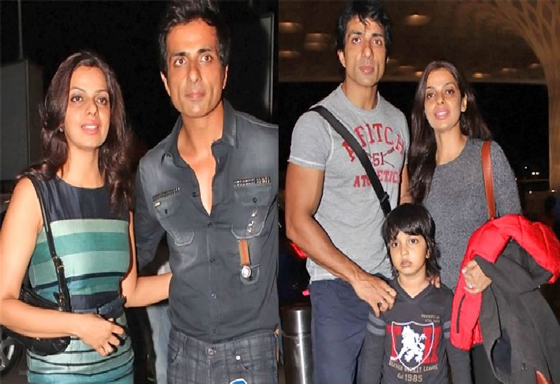 Sonu Sood, the messiah of the poor, married this beautiful girl 24 years ago, interesting is the lovestory