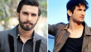 Ranveer Singh got ridiculed for making fun of late Sushant Singh Rajput, this demand arose