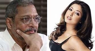 नाना पाटेकर पर भड़की तनुश्री दत्त कहा, सुशांत के लिए इंसाफ मांगने वालो मुझे....